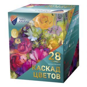 Салют Каскад цветов